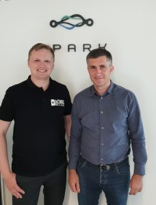CHRG Network signed partnership with SPARK!